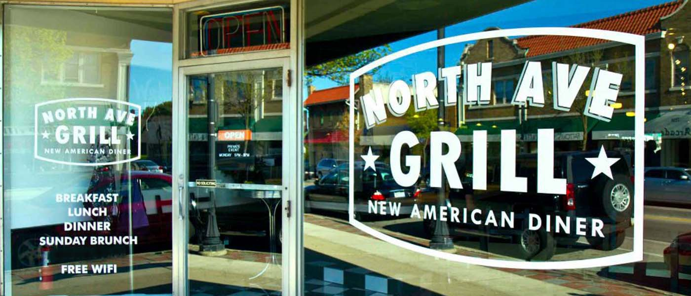 North Ave Grill Front